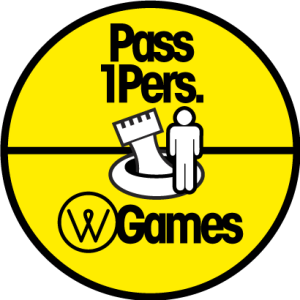 PASS - Water games (jeux gonflables)