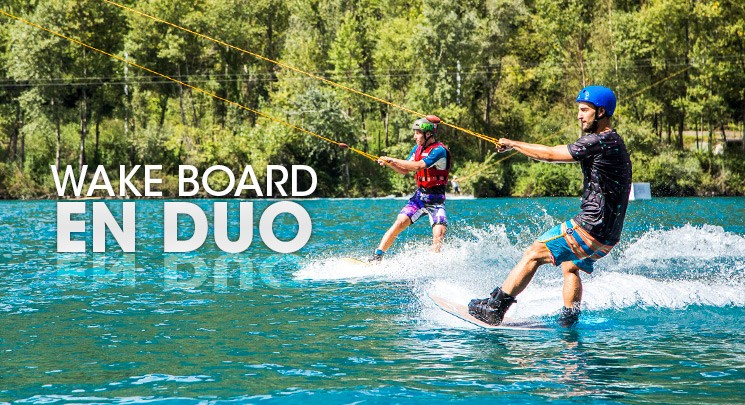 WAKEBOARD DUO