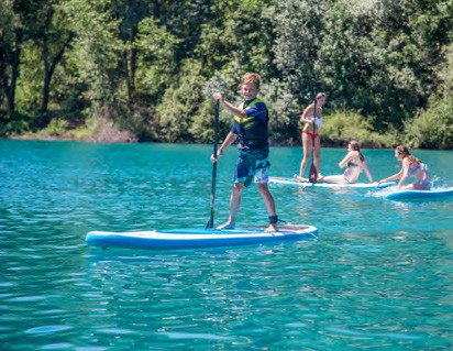5 STAND-UP PADDLE